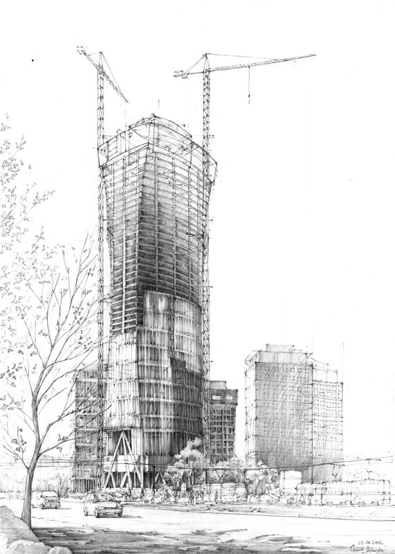 mistrzowskie rysowanie architektury
